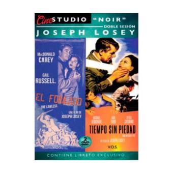 Pack Joseph Losey (2 Peliculas) + Libreto - DVD