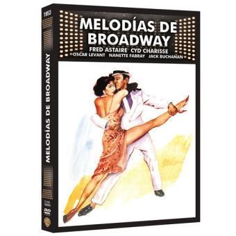 Melodias de Broadway (1953) - DVD