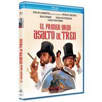 El primer gran asalto al tren - Blu-Ray