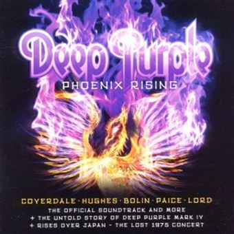 Phoenix Rising + DVD