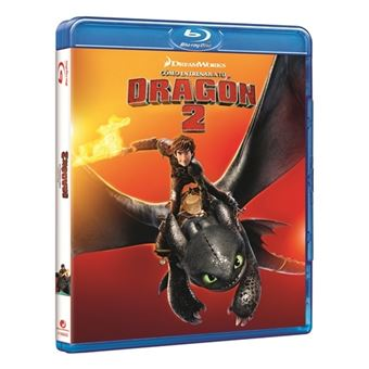 Cómo entrenar a tu dragón 2 - Blu-Ray