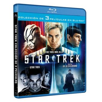 Pack Star Trek - Blu-Ray