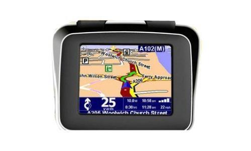 TomTom Urban Rider Pro Europa GPS para Moto
