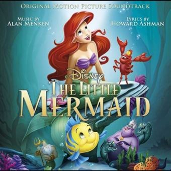 The little mermaid B.S.O. - Vinilo