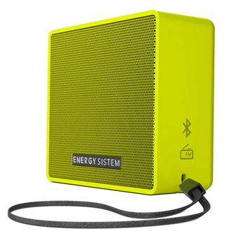 Altavoz Bluetooth Energy Sistem Music Box 1+ Verde