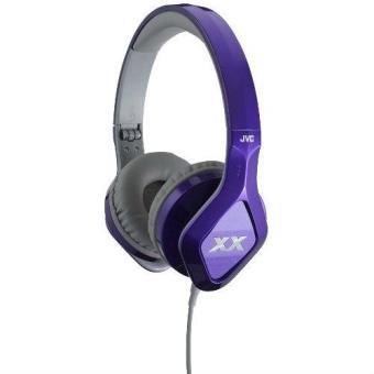 Auriculares JVC HA-SR100X Violeta
