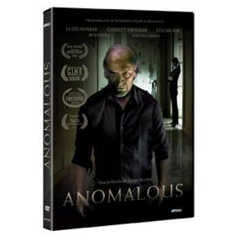 Anomalous - DVD