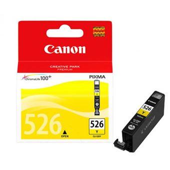 Cartucho de tinta Canon CLI-526Y Amarillo
