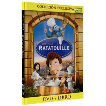 Ratatouille + Libreto- Exclusiva Fnac - DVD