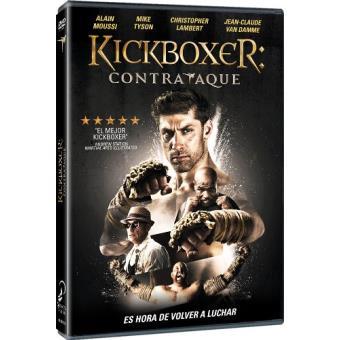 Kickboxer Contrataque - DVD
