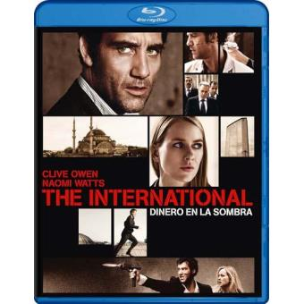 The International - Dinero en la sombra - Blu-Ray