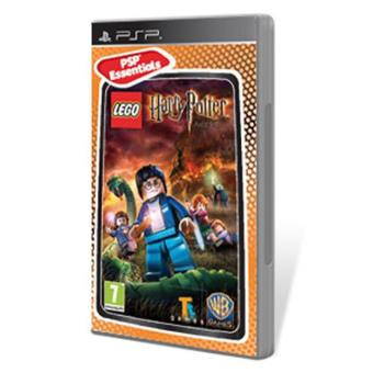 Lego Harry Potter 5/7 Años Essentials PSP