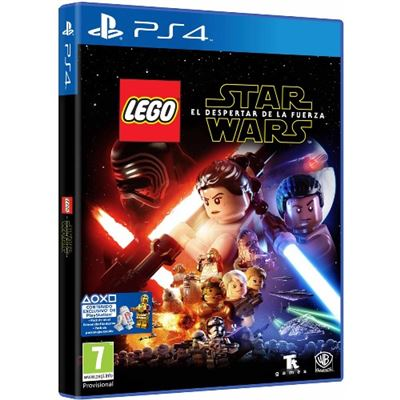 Lego Star Wars El Despertar De La Fuerza Episodio Vii Ps4 Para