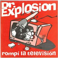 """Rompí la televisión - Vinilo 7"""""""