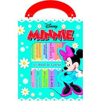 Mi primera librería Minnie Mouse