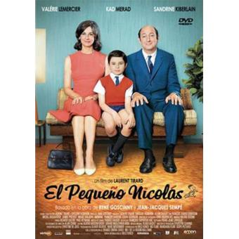 El pequeño Nicolás - DVD