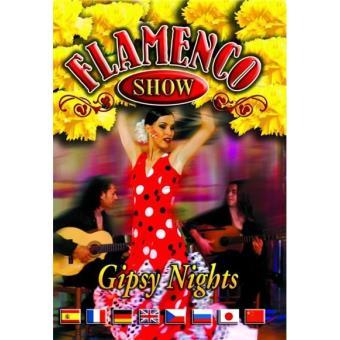 Flamenco Show: Gipsy Nights - DVD