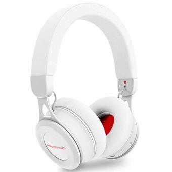 Auriculares Bluetooth Energy Sistem Headphones 3 Urban Blanco