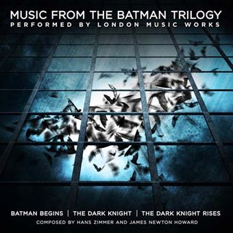Music From The Batman Trilogy - 2 Vinilos