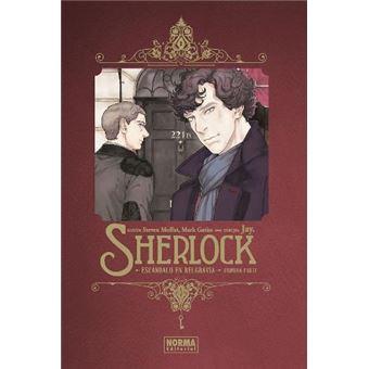 Sherlock. Escándalo en Belgravia Parte 1 - Ed Deluxe