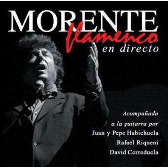 Morente flamenco