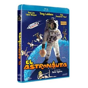 El astronauta - Blu-Ray