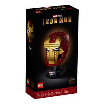 LEGO Super Heroes Marvel 76165 Casco de Iron man