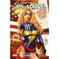 Carol Danvers: Ms. Marvel 2. La Iniciativa