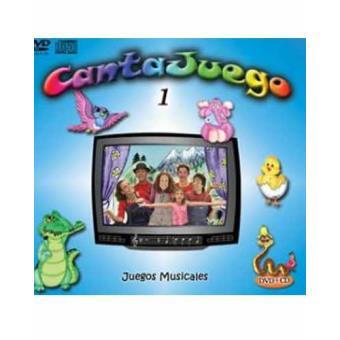 Cantajuego (Volumen 1) - DVD