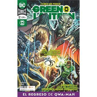 El Green Lantern núm. 94/12