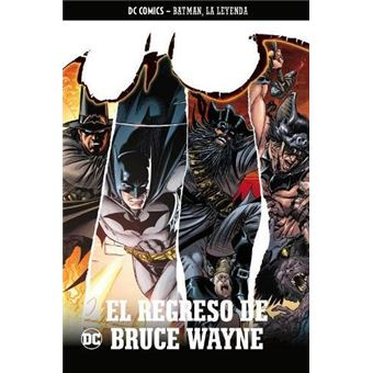 Batman, la leyenda - El regreso de Bruce Wayne