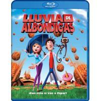 Lluvia de albóndigas - Blu-Ray