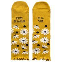 UO Calcetines estas en la flor Talla 39-42