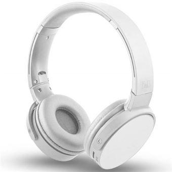Auriculares Bluetooth T'nB Shine Blanco