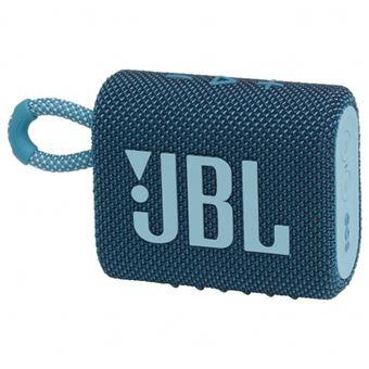 Altavoz Bluetooth JBL Go 3 Azul