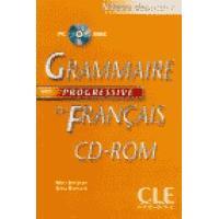 CDROM Grammaire Progressive du Français. Niveau débutant