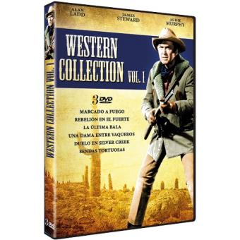 Pack Western Collection 1 - DVD