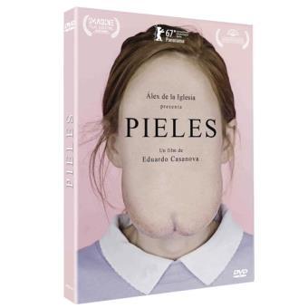 Pieles - DVD