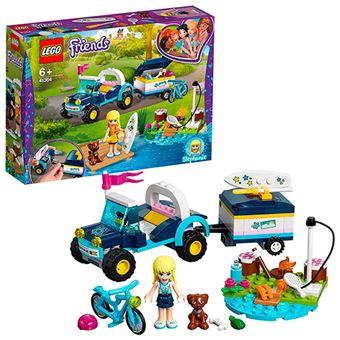 LEGO Friends 41364 Buggy y Remolque de Stephanie