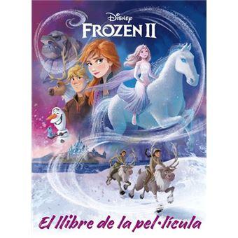 Frozen 2. El llibre de la pel·lícula
