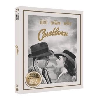 Casablanca Ed. 60 Aniversario - Blu-Ray
