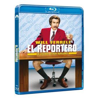 El reportero: La leyenda de Ron Burgundy - Blu-Ray