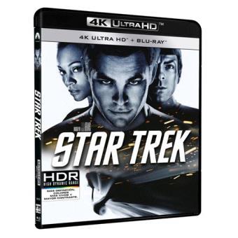 Star Trek (2009 - UHD + Blu-Ray
