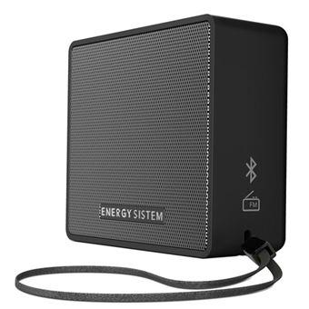Altavoz Bluetooth Energy Sistem Music Box 1+ Negro