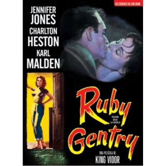 Ruby Gentry (Pasión bajo la niebla) (V.O.S.) - DVD