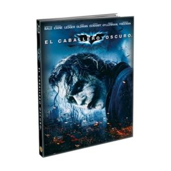 El caballero oscuro - Blu-Ray + Libro