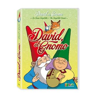 David, el Gnomo. La serie completa - DVD