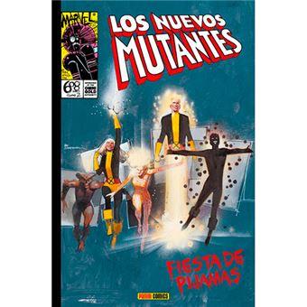 Marvel Gold - Los Nuevos Mutantes 2 - Fiesta de pijamas