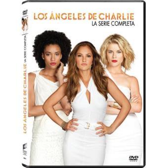 Pack Los ángeles de Charlie Serie Completa (2011) - DVD