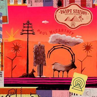 Egypt Station - 3 vinilos - Ed limitada